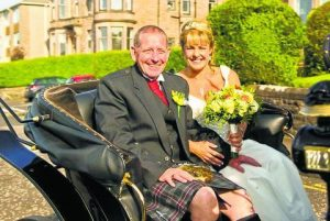 Ian Tannock & Wendy Calder